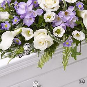 Childrens-Casket-Spray-Blue-and-Lilac-3-Funeral-Flowers-London-300x300