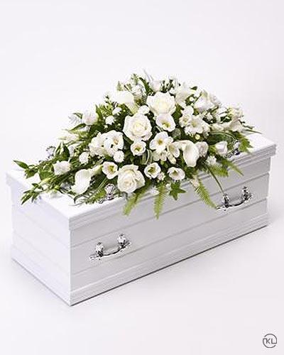 Childrens-Casket-Spray-White-1-Funeral-Flowers-London
