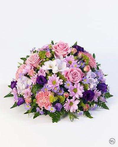 Classic-Lilac-and-Pink-Posy-1-Funeral-Flowers-London