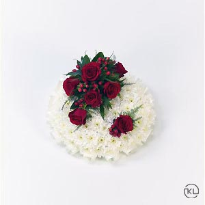 Classic-Red-and-White-Posy-1-Funeral-Flowers-London-300x300