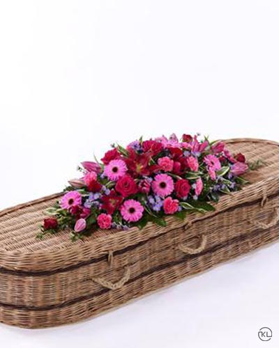Classic-Selection-Casket-Spray-3ft-1-Funeral-Flowers-London
