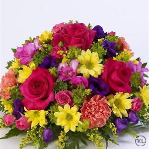 Classic-Vibrant-Posy-2-Funeral-Flowers-London-300x300