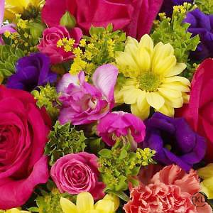 Classic-Vibrant-Posy-3-Funeral-Flowers-London-300x300