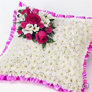 Classic-White-Cushion-2-Funeral-Flowers-London-300x300