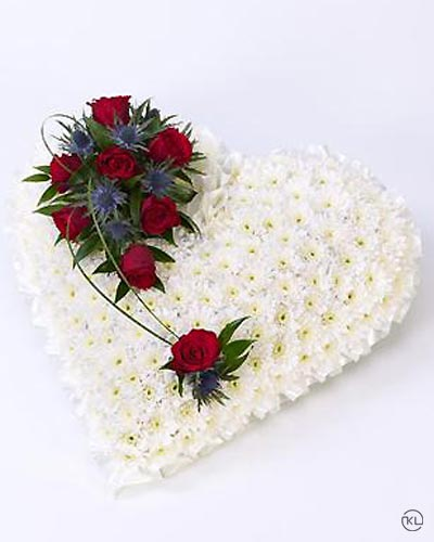 Classic-White-Heart-with-Red-Roses-1-Funeral-Flowers-London