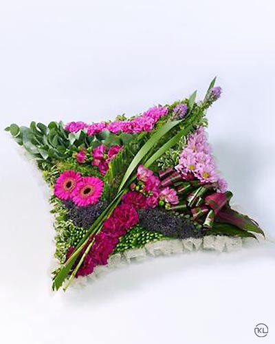 Contemporary-Cushion-Pink-1-Funeral-Flowers-London
