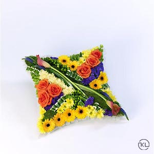 Contemporary-Cushion-Vibrant-1-Funeral-Flowers-London-300x300