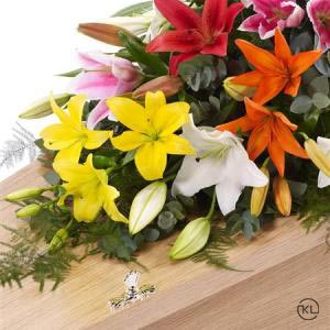 Lily-Casket-Spray-Mixed-Colours-4ft-2-Funeral-Flowers-London-300x300