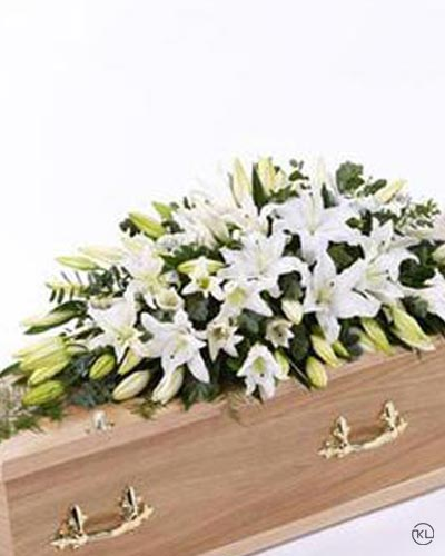 Lily-Casket-Spray-White-4ft-1-Funeral-Flowers-London1