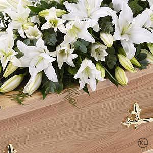 Lily-Casket-Spray-White-4ft-3-Funeral-Flowers-London-300x300