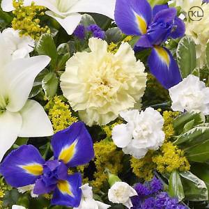 Lily-and-Iris-Teardrop-Spray-3-Funeral-Flowers-London-300x300