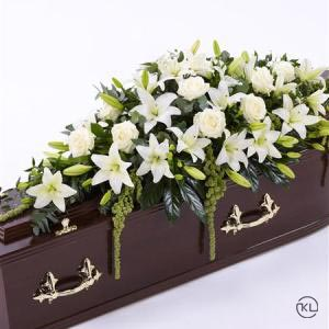 Lily-and-Rose-Casket-Spray-White-4ft-2-Funeral-Flowers-London-300x300
