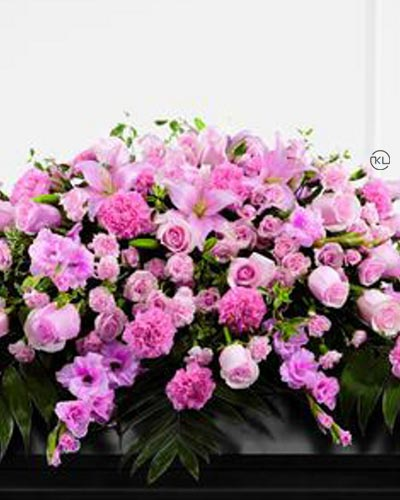Mixed-Casket-Spray-Pink-1-Funeral-Flowers-London11