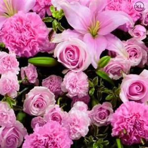Mixed-Casket-Spray-Pink-3-Funeral-Flowers-London-300x300