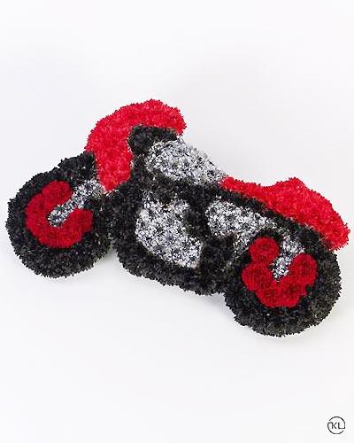 Motorcycle-Tribute-1-Funeral-Flowers-London