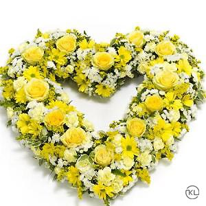 Open-Heart-Yellow-and-White-2-Funeral-Flowers-London-300x300