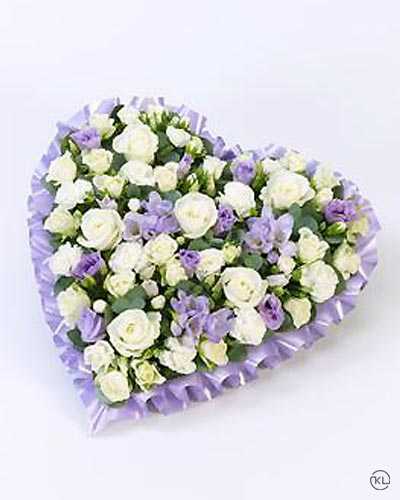 Pastel-Heart-Lilac-and-White-1-Funeral-Flowers-London