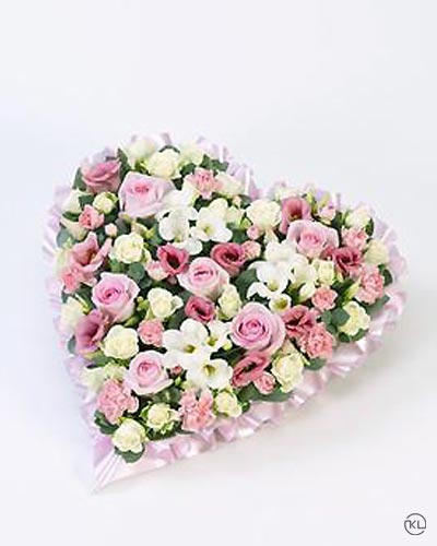 Pastel-Heart-Pink-and-White-1-Funeral-Flowers-London