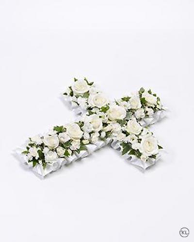 Petite-Cross-1-Funeral-Flowers-London
