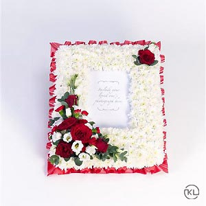 Photo-Frame-Tribute-1-Funeral-Flowers-London-300x300