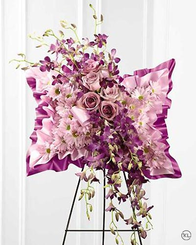 Pink-Floral-Pillow-1-Funeral-Flowers-London