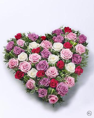 Pink-and-Red-Rose-Heart-1-Funeral-Flowers-London