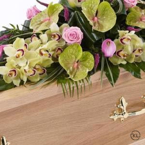 Rose-Orchid-and-Calla-Lily-Casket-Spray-3ft-3-Funeral-Flowers-London-300x300