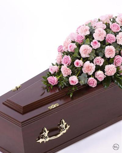 Rose-and-Carnation-Casket-Spray-1-Pink-3ft-Funeral-Flowers-London