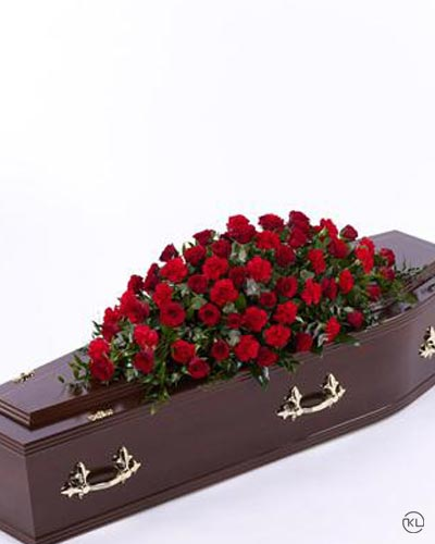 Rose-and-Carnation-Casket-Spray-1-Red-3ft-Funeral-Flowers-London