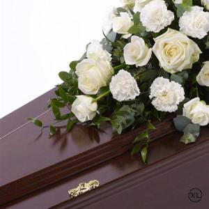 Rose-and-Carnation-Casket-Spray-2-White-3ft-Funeral-Flowers-London-300x300