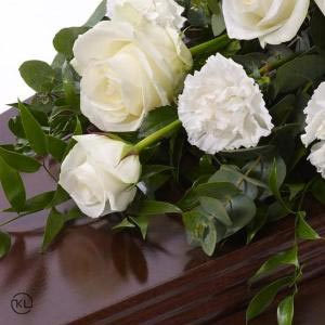 Rose-and-Carnation-Casket-Spray-3-White-3ft-Funeral-Flowers-London-300x300