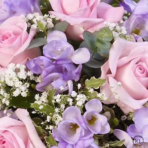 Rose-and-Freesia-Posy-Pink-and-Lilac-3-Funeral-Flowers-London-300x300