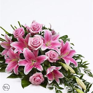 Rose-and-Lily-Spray-Pink-2-Funeral-Flowers-London-300x300