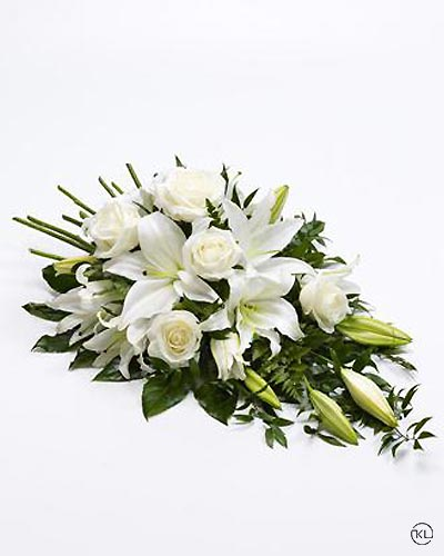 Rose-and-Lily-Spray-White-1-Funeral-Flowers-London