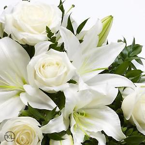 Rose-and-Lily-Spray-White-3-Funeral-Flowers-London-300x300