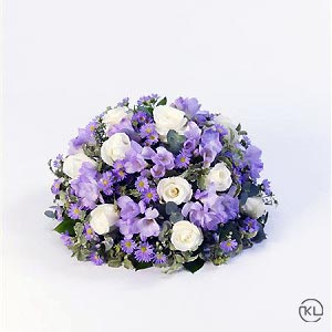 Scented-Posy-Lilac-and-White-1-Funeral-Flowers-London-300x300