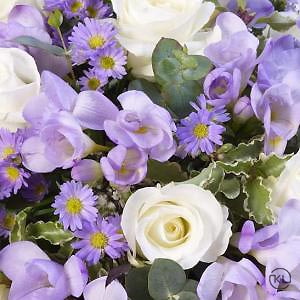 Scented-Posy-Lilac-and-White-3-Funeral-Flowers-London-300x300