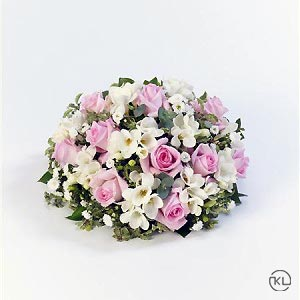 Scented-Posy-Pink-and-White-1-Funeral-Flowers-London-300x300