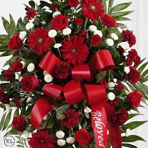 Standing-Spray-Red-2-Funeral-Flowers-London-300x300