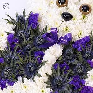 Teddy-Bear-Tribute-Blue-3-Funeral-Flowers-London-300x300