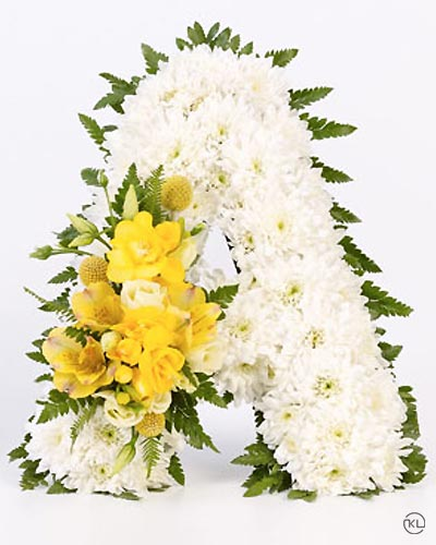 Tribute-Letter-Yellow-1-Funeral-Flowers-London