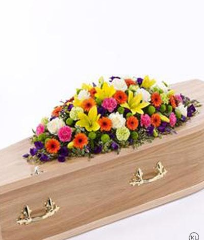 Tranquility Casket Spray