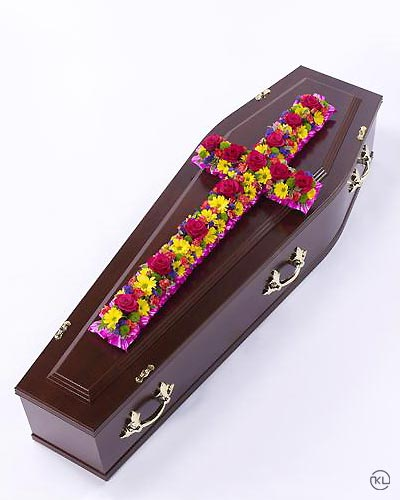 Vibrant-Classic-Cross-1-Funeral-Flowers-London
