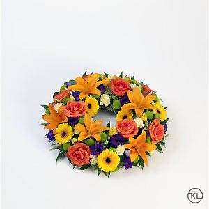 Vibrant-Rose-and-Lily-Wreath-1-Funeral-Flowers-London-300x300
