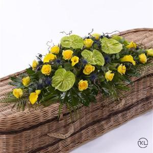 Woodland-Casket-Spray-3ft-2-Funeral-Flowers-London-300x300