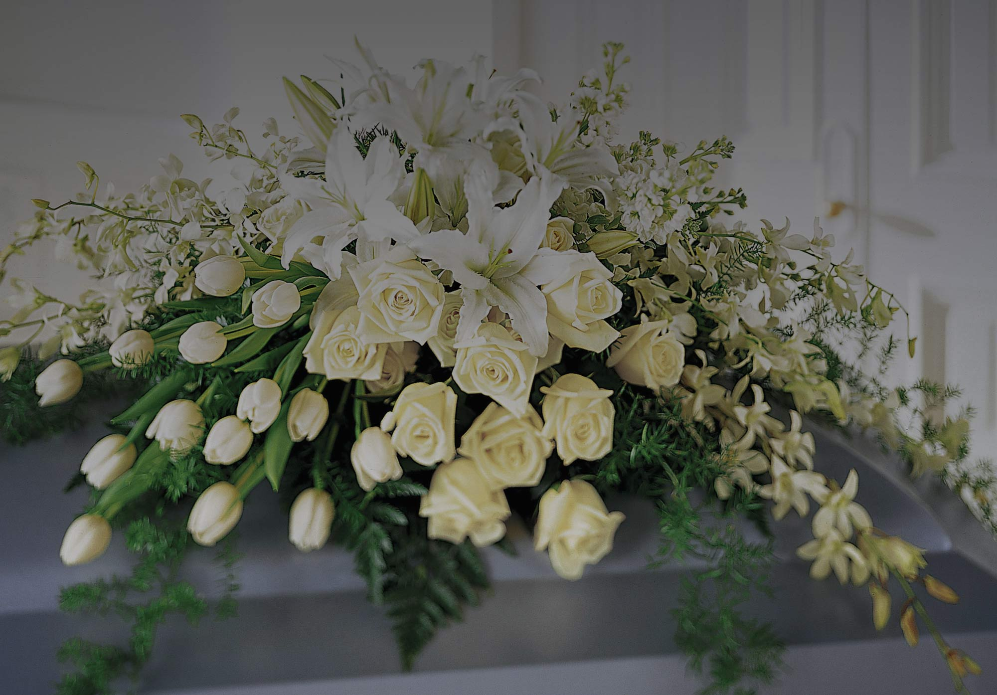 Letters london sympathy flowers delivered funeral flowers london type and press enter to search izmirmasajfo Images